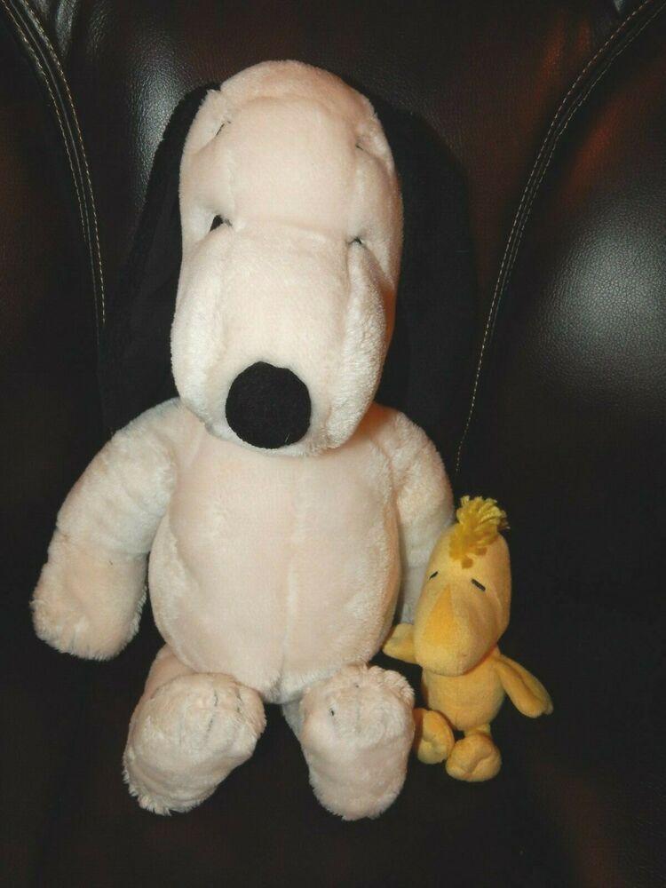 Vintage Snoopy Plush Stuffed Animal Toy United Feature Syndicate 20 Peanuts 1968 Plush Stuffed Animals Snoopy Plush Pet Toys