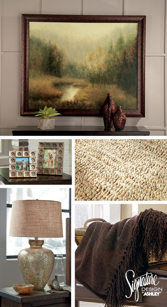 Benita Wall Art Ashley Furniture Ashleyfurniture Home Accessories And Accents
