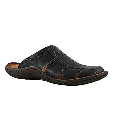 Josef Seibel Mens Lawson SlipOn Sandals Dillards