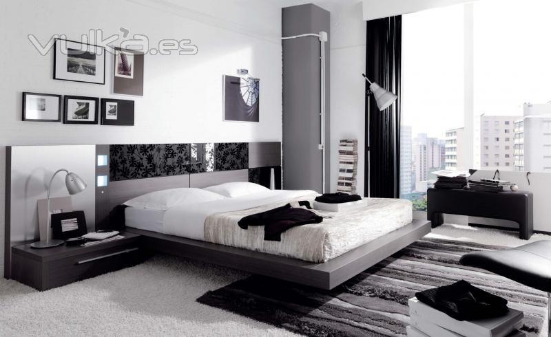 DORMITORIO MODERNO DECORACION Pinterest Dormitorios modernos