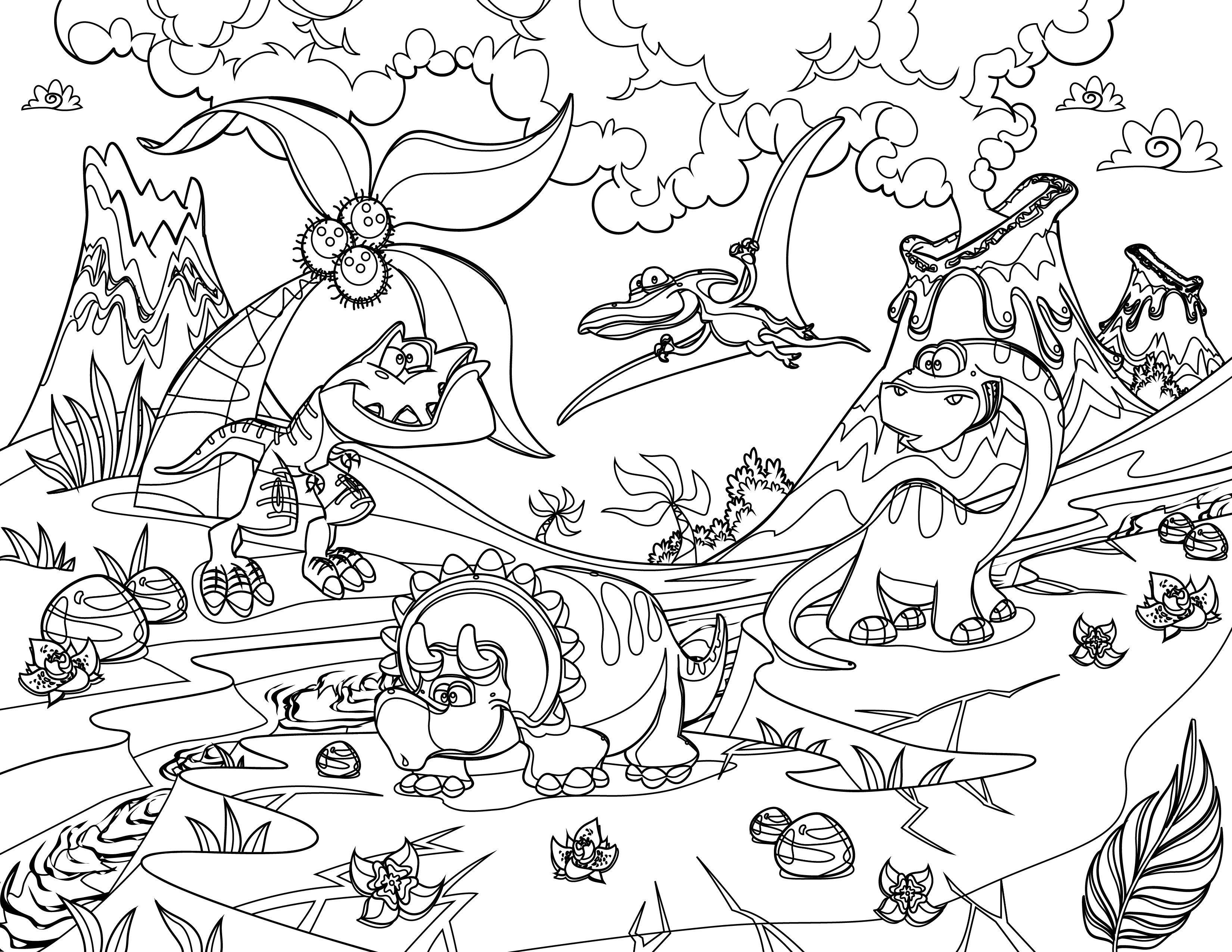 Coloriage Dinosaure A Imprimer En 2021 Coloriage Dinosaure Coloriage Dinosaure A Imprimer Coloriage