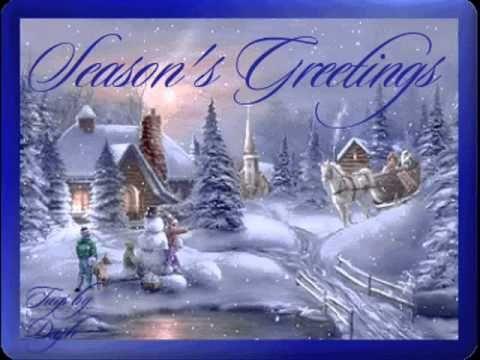 Charlie Pride Christmas In My Hometown Animated Christmas Christmas Scenes Christmas Desktop