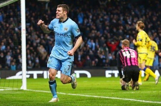 Blog Esportivo do Suíço: Aniversariante faz dois e salva o Manchester City de vexame na Copa da Inglaterra