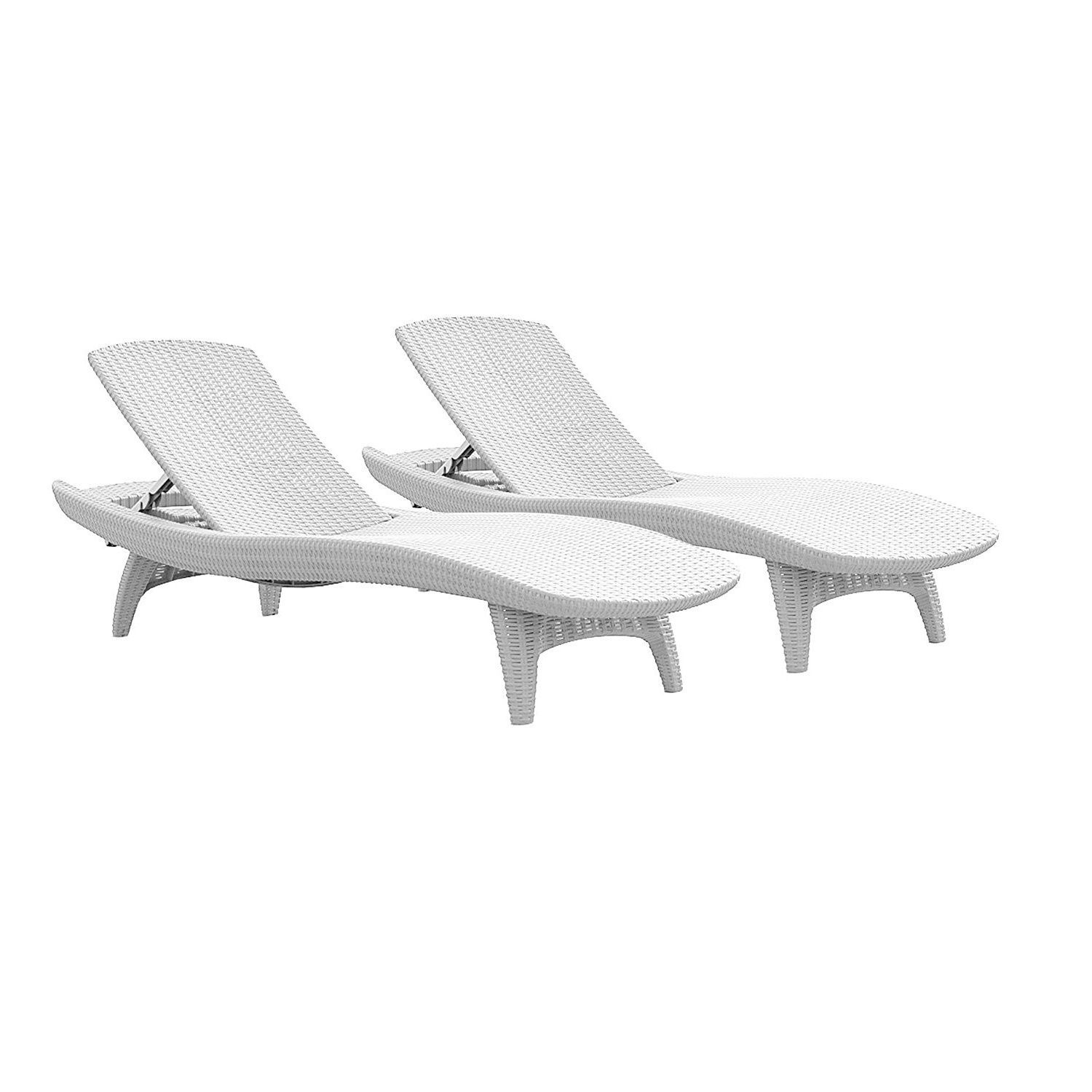 50 Wicker Chaise Lounge Chairs For 2020 Outdoor Wicker