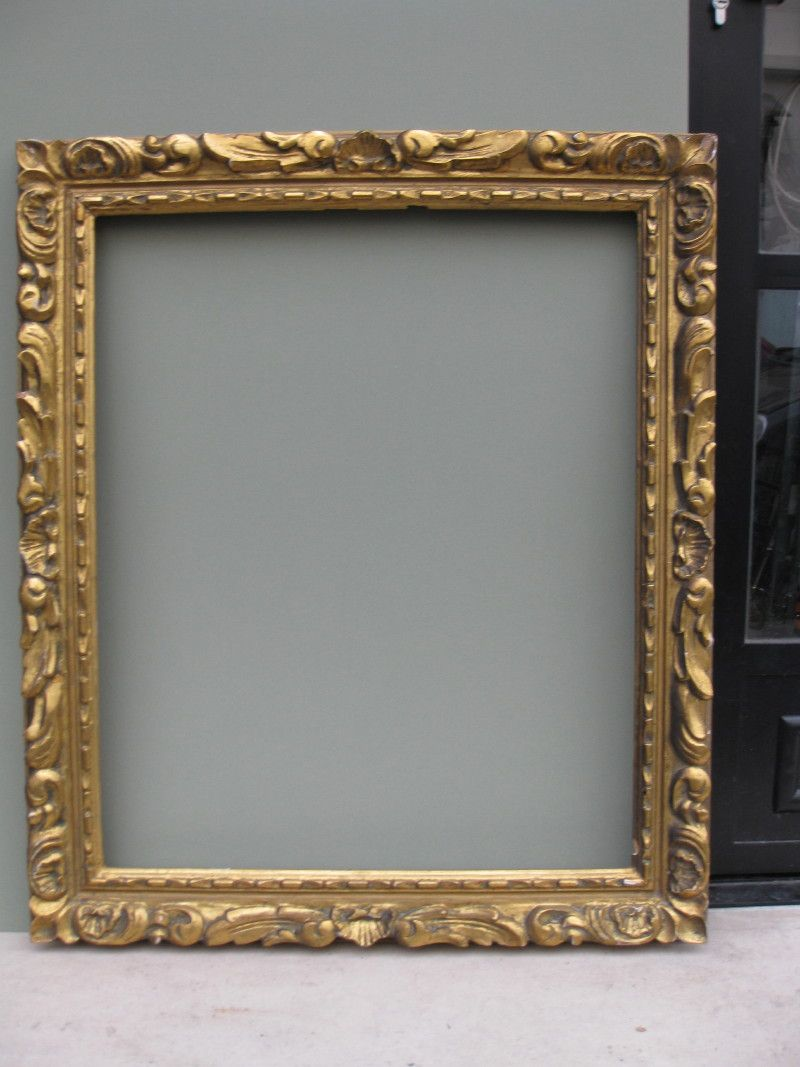 Antique wooden picture frames gilded carved wood antique frame antique wooden picture frames gilded carved wood antique frame 1920 frames dor au cuivre italian jeuxipadfo Image collections
