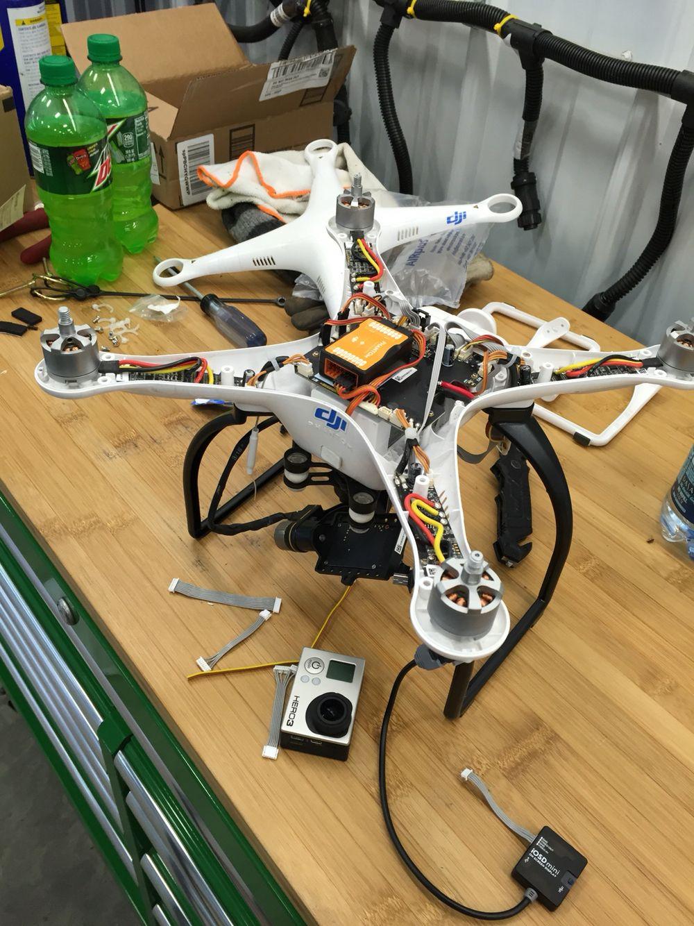 #harvest15 #droneit