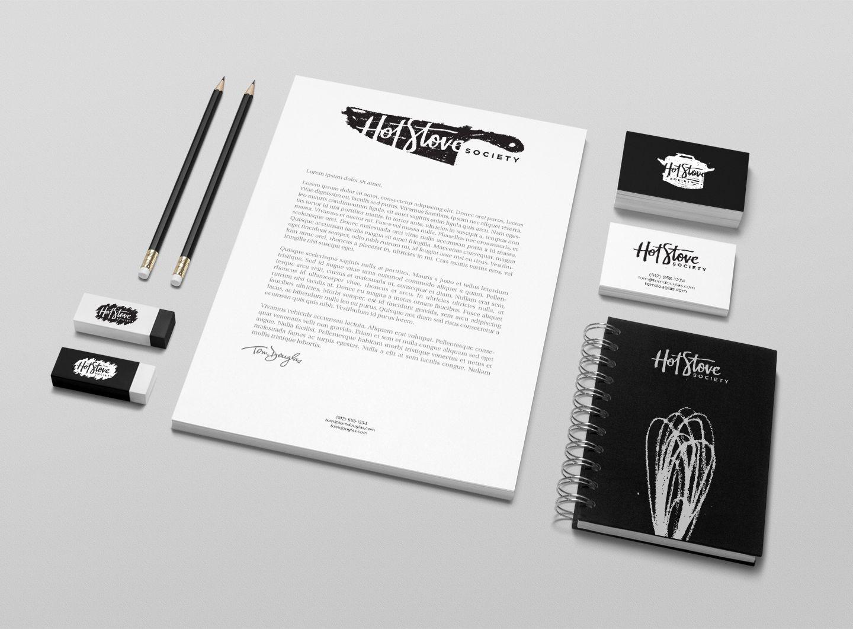 Weston Vierregger — Design & Branding Portfolio