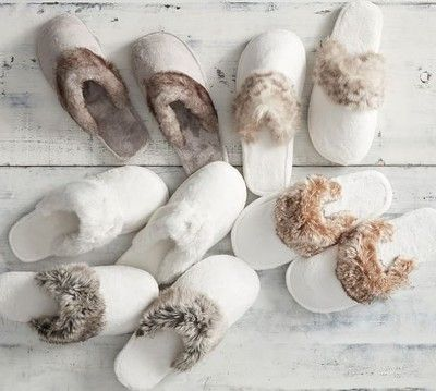 Ultimate Holiday Gift Guide In 2020 Fur Slippers Faux