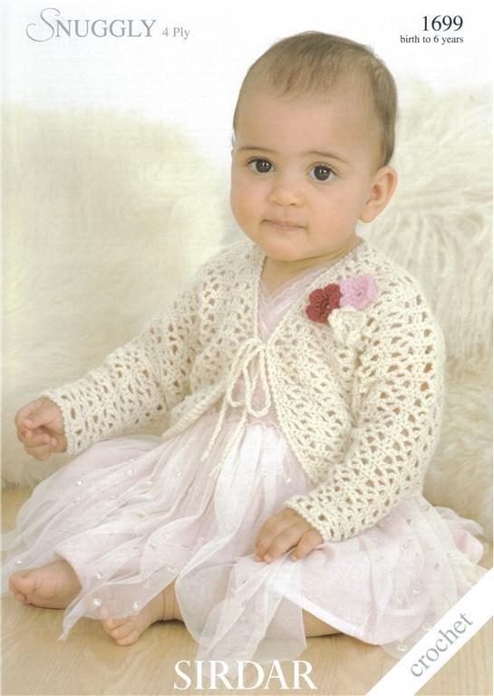 Free Crochet Pattern For Baby Bolero Pics Photos Crochet Child