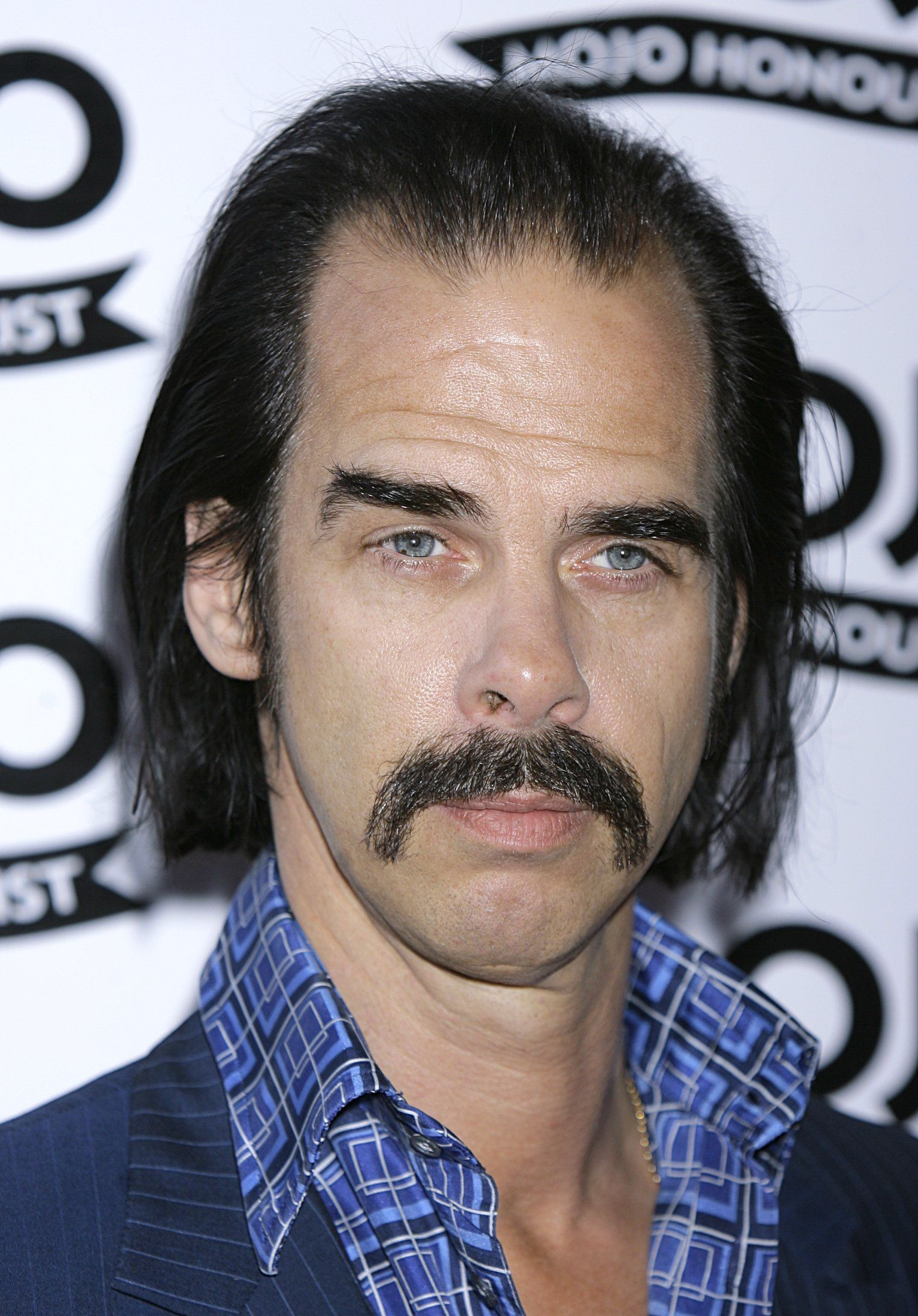 This Is What A Great Mustache Looks Like - GQ