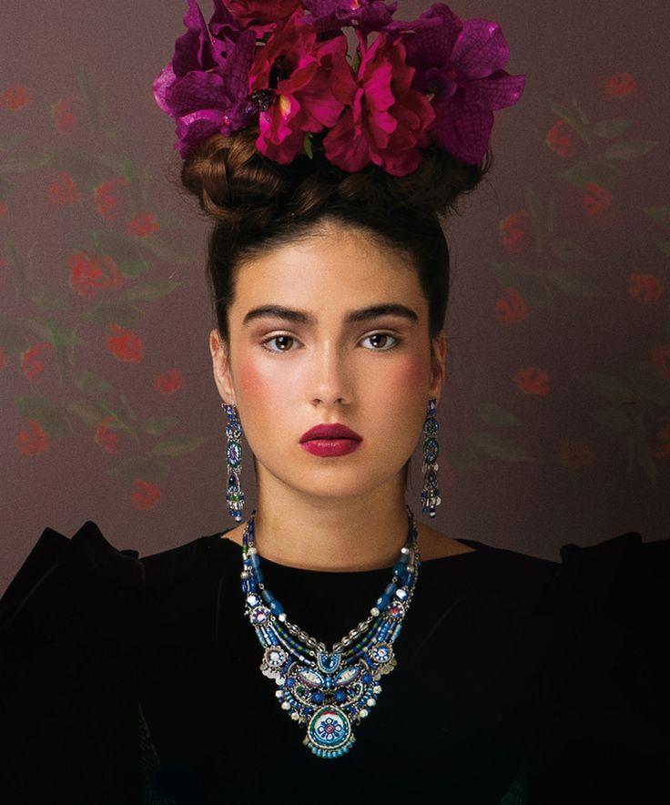 mexican party theme throw a frida kahlo diy ideas pinterest dans le monde coco et. Black Bedroom Furniture Sets. Home Design Ideas