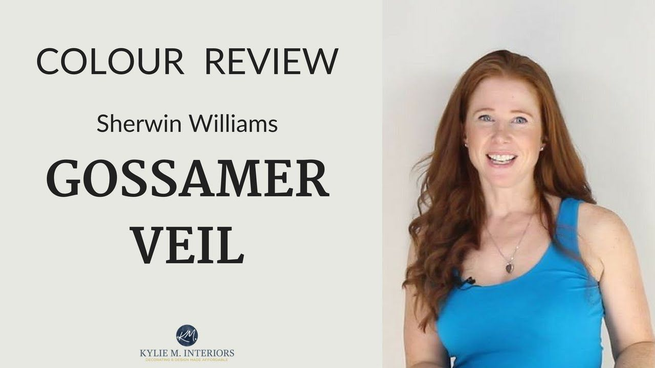 Colour Review Sherwin Williams Gossamer Veil Sherwin