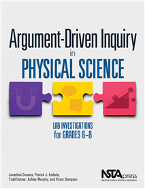There is a push to change the way science is taught in the united nsta science store argument driven inquiry in physical science lab investigations for grades nsta press book fandeluxe Choice Image