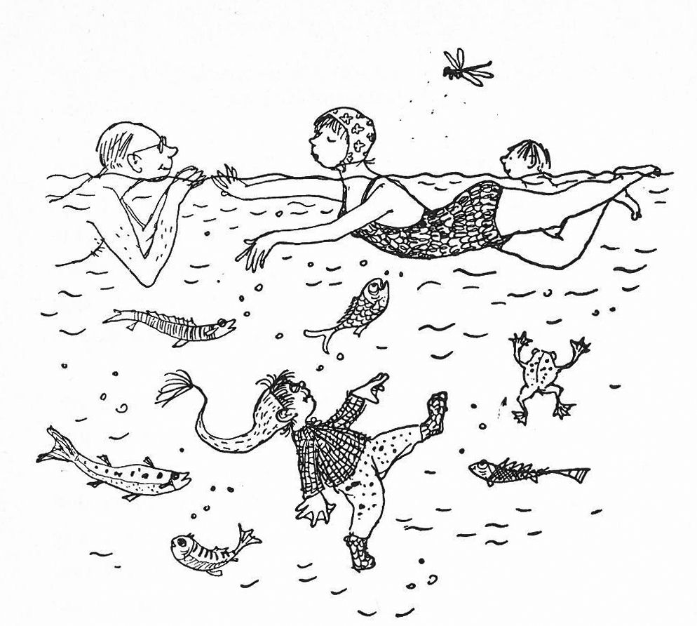 Der Kleine Wassermann Otfried Preussler Google Suche Filofax