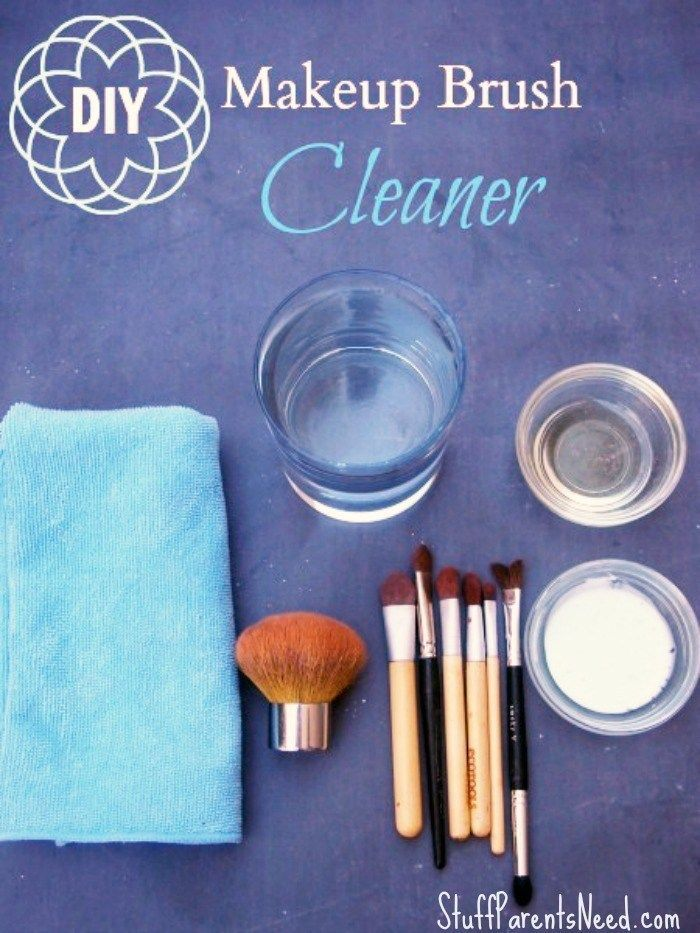 Diy Makeup diy makeup brush cleaner