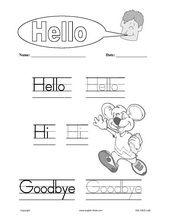 English for kidsesl kids worksheets greetings hello asking name english for kidsesl kids worksheets greetings hello asking name m4hsunfo