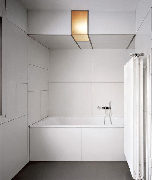 Das Haus Am Horn Weimar 1923 Bauhaus Interior Badezimmer Design Haus Design