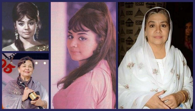 Today its Farida Jalal's Bday  Wishing you a Very Happy Birthday