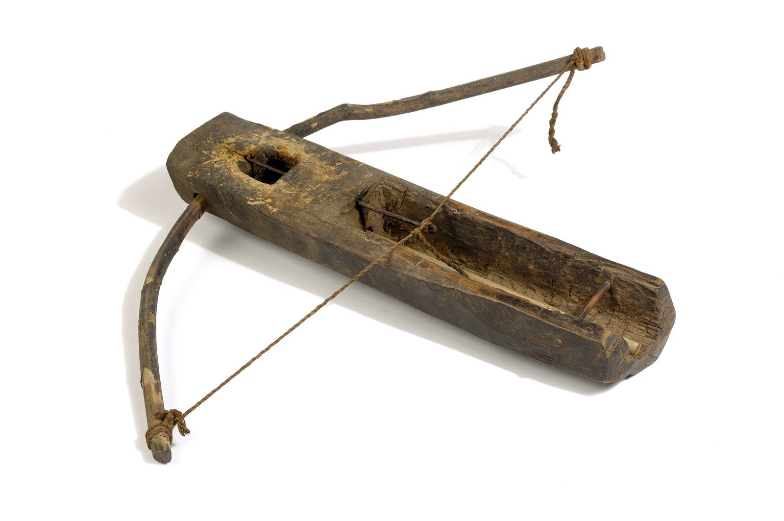 Wooden rat trap from Nigeria which dates from 1900 – 1917. Charles Partridge Collection, World Collection, Ipswich.