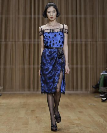 The New in NYFW: Interview with Douglas Hannant | Papercut Magazine