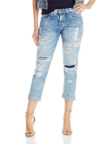 59c0be60 Big Star Womens Billie Slouchy Skinny Crop Jean Indigo 31 -- Check out the  image by visiting the link.(This is an Amazon affiliate link)