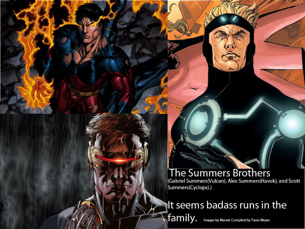 Rulk vs The Summers - Battles - Comic Vine