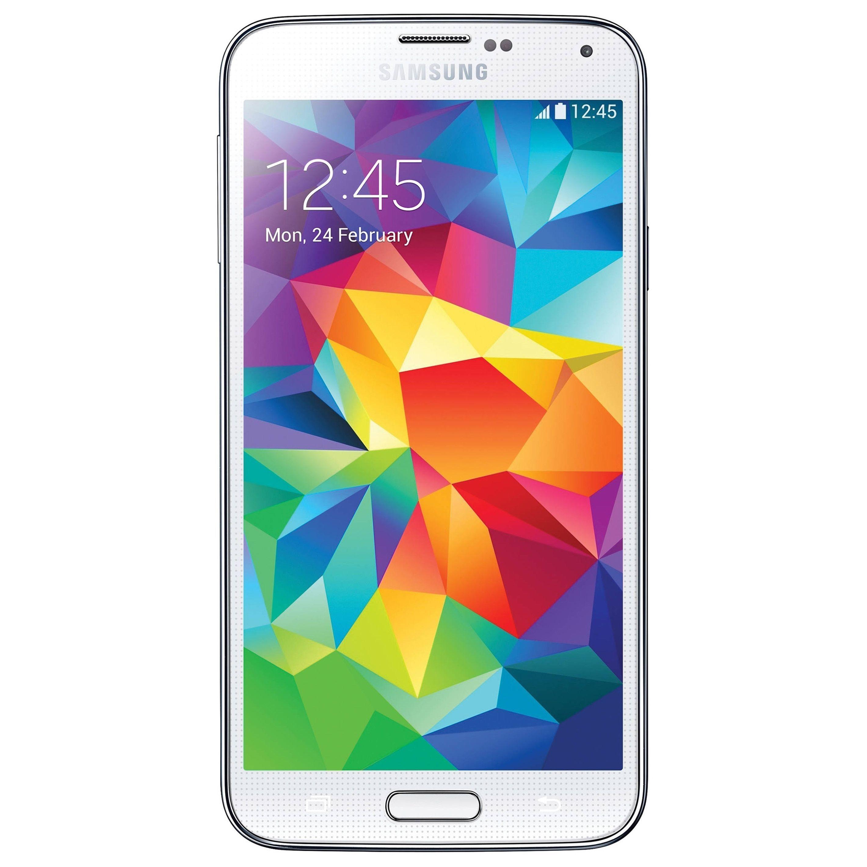 Samsung Galaxy S5 G900A 16GB AT&T Unlocked GSM Quad-Core 4G