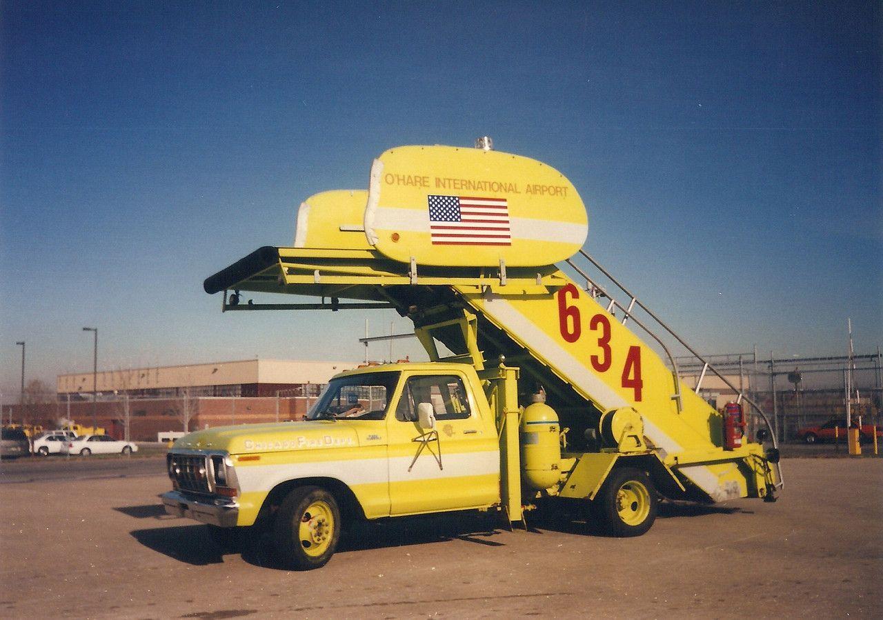 Chicago, IL Special Apparatus smithbrothersfirephotos