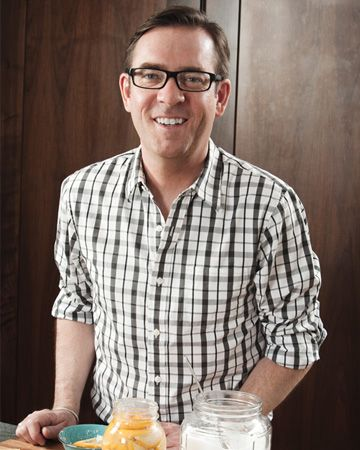 "Ted Allen, host of  ""Chopped,"" cuts through the stress of holiday entertaining"
