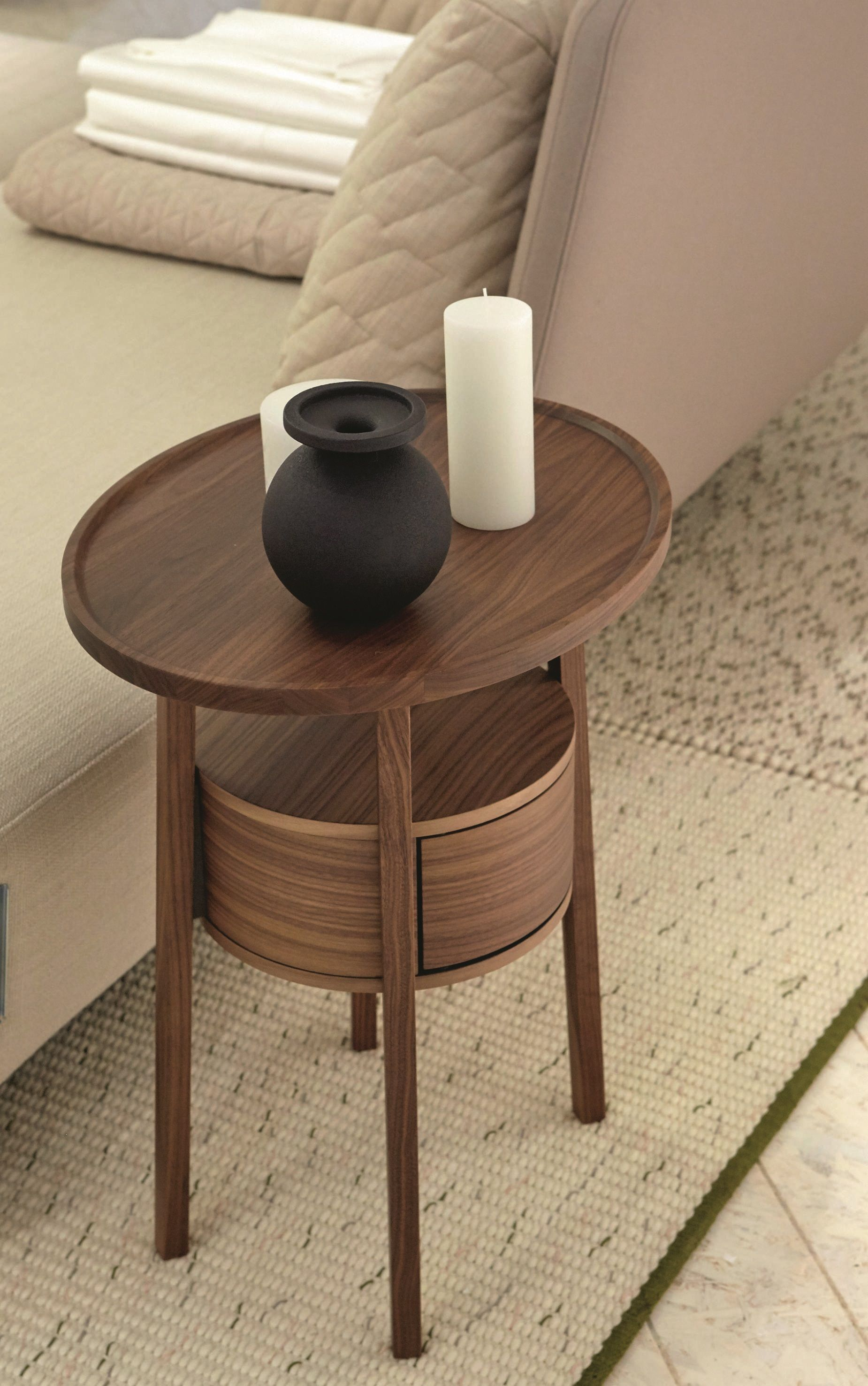 Ligne Roset Riga Episode By Marie Christine Dorner Is An Occasional Table With A
