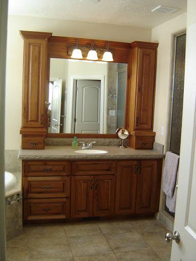 Bathroom Vanity Upper Cabinets Ideas Bathroom Upper Cabinets