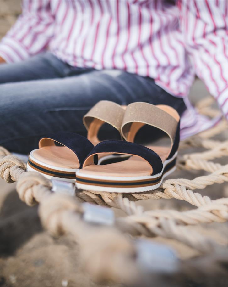 Schuhe für Damen: Die neue ara Sandale Durban ist die