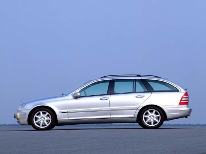 2002 C Class Wagon Benz C Car Model Mercedes