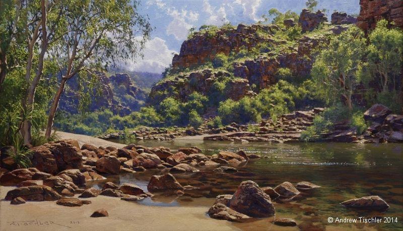 Recent Paintings Andrew Tischler Artist Art Worth
