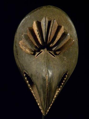Fine Tribal Mask Kran Côte D'Ivoire