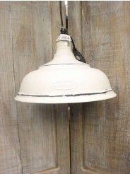 Riverdale Hanglamp Vintage.Riverdale Hanglamp Vintage Wit 30 Cm Lampen Kroonluchter