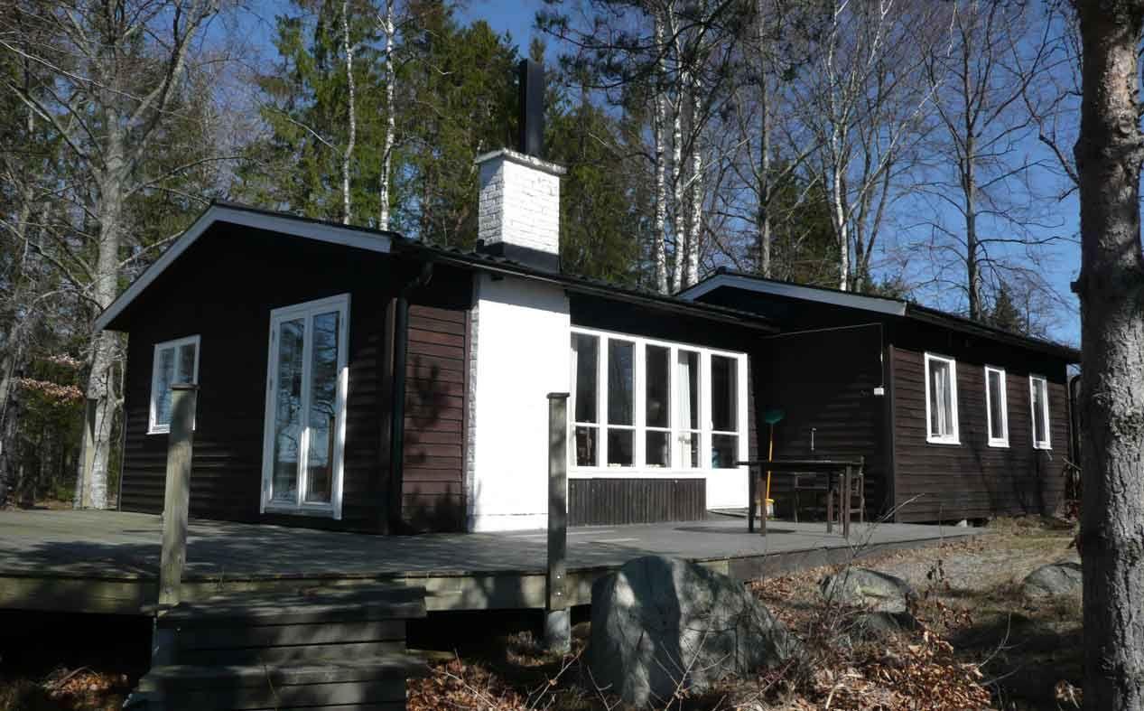 Familjevnligt hus nra sjn snen och snens - Airbnb