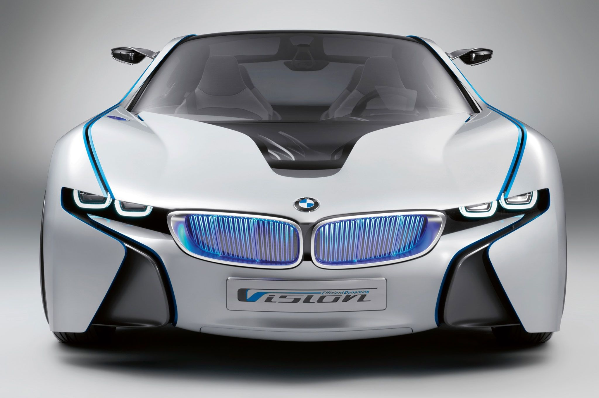 Fabulous 2014 Bmw I8 Front View Photo Wallpaper Cars Pinterest