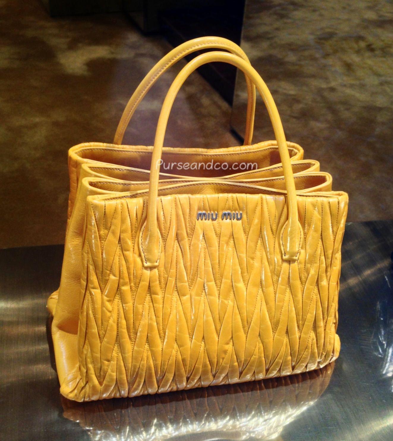 Miu Miu spring / summer 2013 bags collection - #miumiu #bags #borse