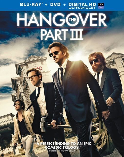 The Hangover Part 3 2013 720p Brrip Dual Audio 720p Movies
