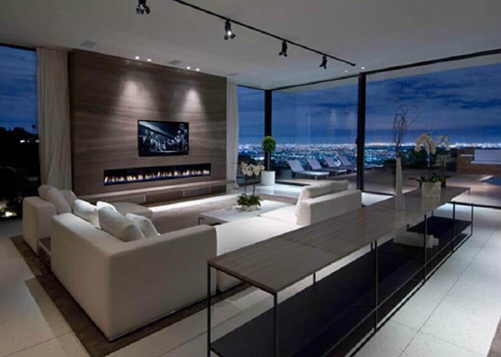 Casas luxuosas veja muitas fotos de mans es de encher os for Foto interior design