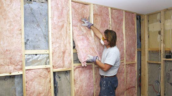 Isoler les murs du sous-sol Sous sol and Bricolage - hygrometrie dans une maison