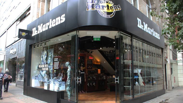 Shoes, Boots and Sandals -Dr. Martens