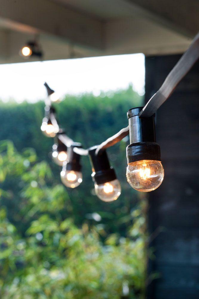 Breng sfeer in de tuin met verlichting! #tuin #tuinverlichting ...