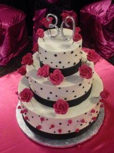 Birthday Cake 30th Female