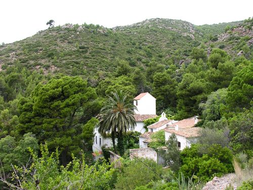 Ermita de Santa Agueda. Benicasim
