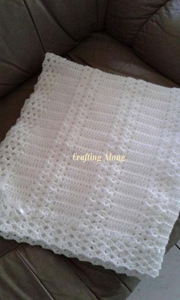 Manta de bebe | Mantas de bebé | Colchas tejidas para bebe