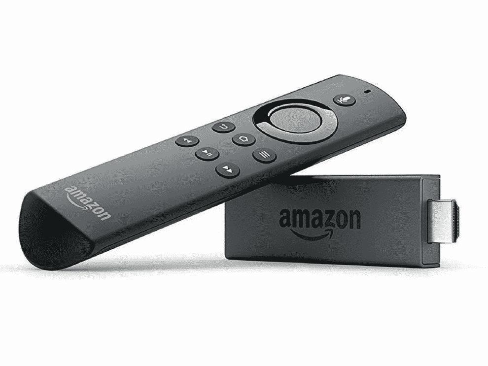 Amazon Fire Stick With Alexa Voice Remote Gene