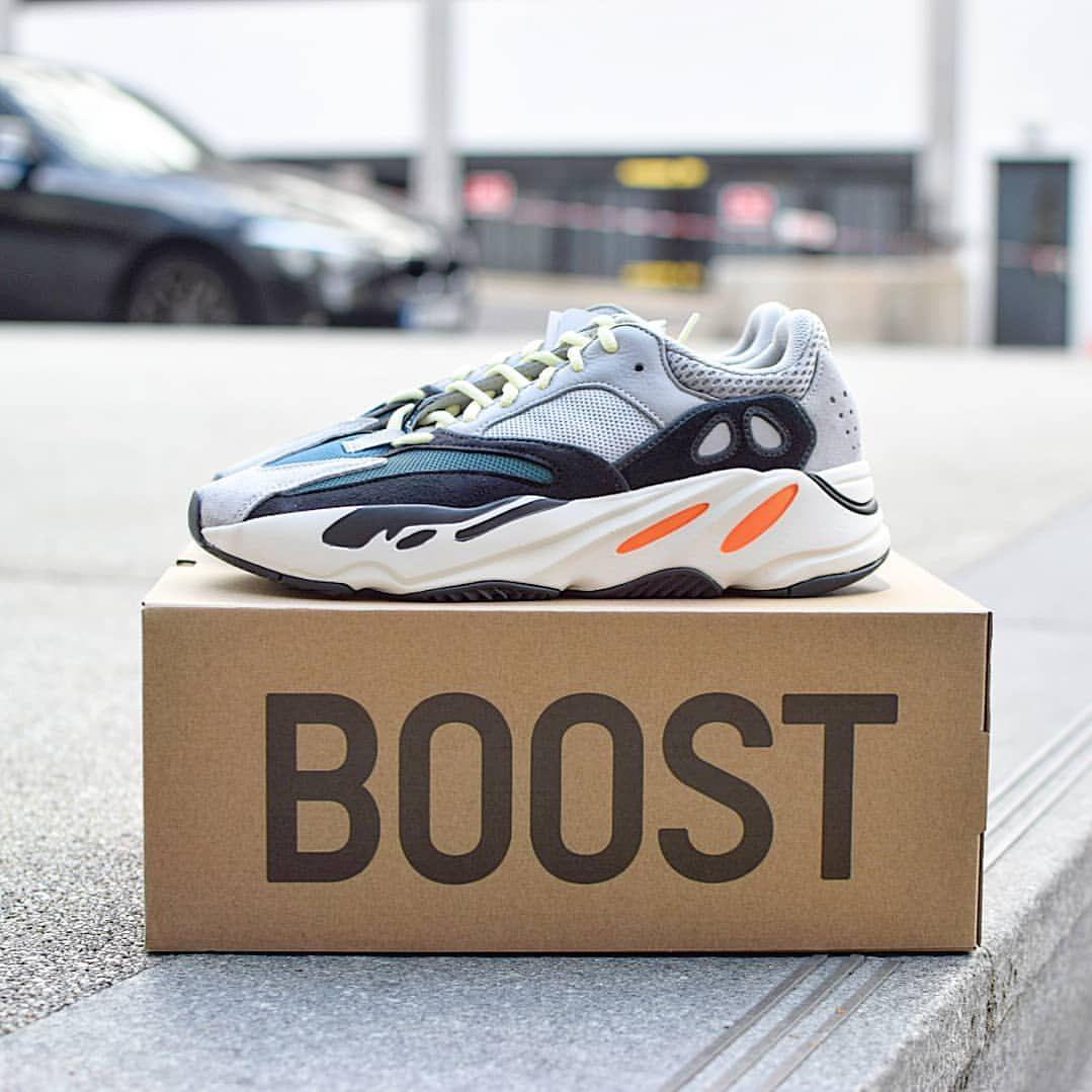 11861b00 adidas Yeezy 700 Wave Runner | Sneakers: adidas x Kanye | Shoes ...