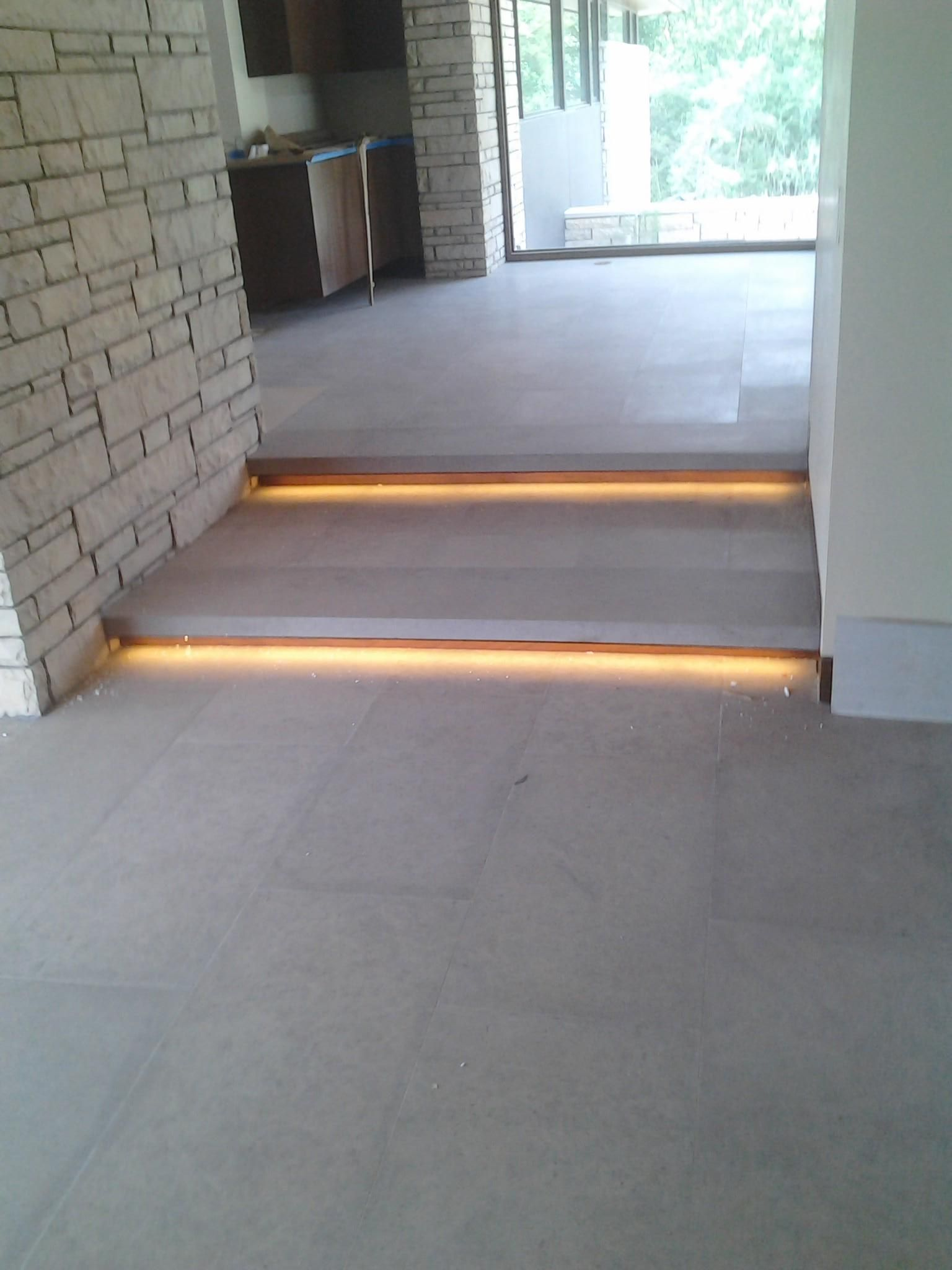 Led Step Lighting Brilliant Led Step Lights  Cool & Interesting Products  Pinterest  Lights Decorating Inspiration